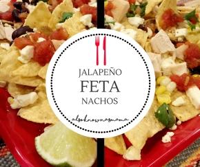 Jalapeño Feta Nachos