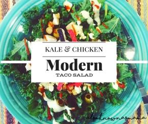 Mama's Modern TacoSalad