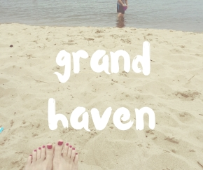 Our Week in Pictures: Grand HavenVacation