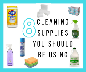 Mama's Cleaning SurvivalGuide