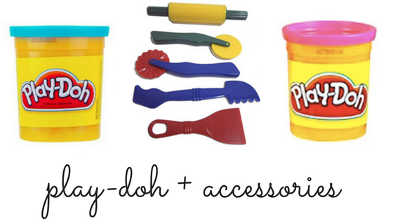 Gifts Under $5 | Play-Doh and Accessories